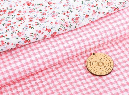 Ткань пэчворк для одежды куклы