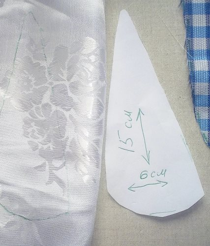 Подушка Единорожка (Мастер Класс) рог