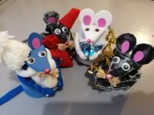 Поделки к году Мыши-Крысы 2020