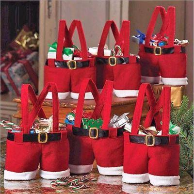 Как упаковать новогодний подарок (Своими руками 2020) шьаны санты