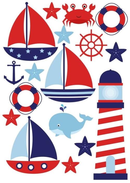 Корабли и маяк