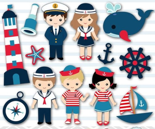 Моряки и корабли
