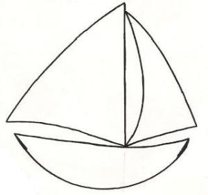 Корабль шаблон