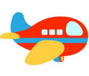 Аппликация самолет