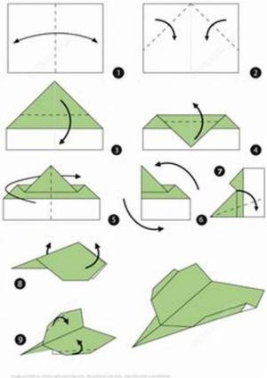 Оригами сложное исполнение